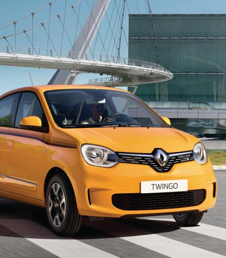 Renault vernieuwt de Twingo