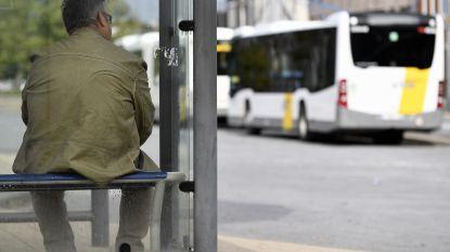 Meer dan helft bussen in Vlaanderen vertraagd