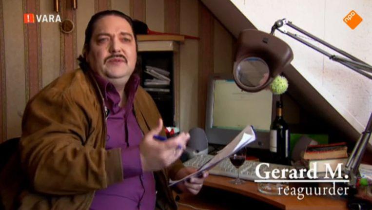 Mike Boddé als Gerard M. Beeld Vara