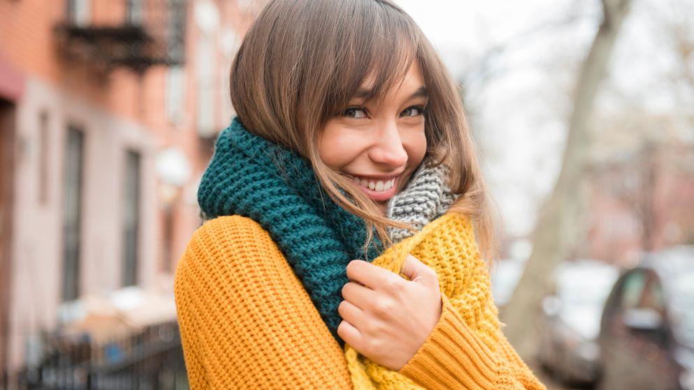 De verrassende plek waar je in winter veel meer last hebt van acne