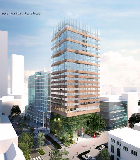 Woontoren De Nieuwe Eindhoven aan Vestdijk komt er aan