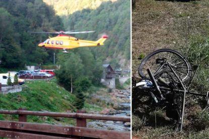 Drie Belgen sterven op vakantie in Italië: echtpaar stort samen te pletter, fietser doodgereden