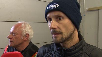 """Boonen na crash: """"Had nog net voldoende plek om uit auto te geraken"""""""
