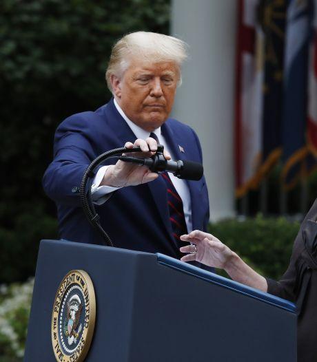 Trump kan benoeming opperrechter Barrett bijna vieren