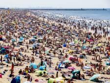 LIVE | Kabinet bezorgd over verspreiding, extra maatregelen in Scheveningen op warme dagen