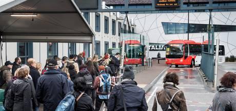 Reizigers onaangenaam verrast door vertraging van Nijmegen naar Arnhem