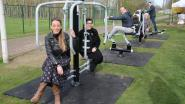 Sportzone krijgt buitenfitness dankzij het Grote Yogaproject
