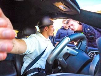 Bekende vlogger Enzo Knol krijgt fikse boete voor bellen achter stuur