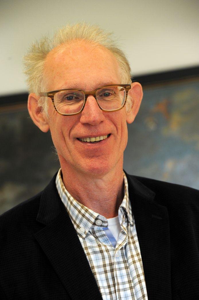 Wethouder Bert van Halderen van de gemeente Veere.