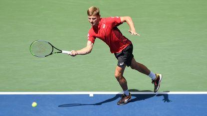 David Goffin zakt een plaats op ATP-ranking, Mertens behoudt 24ste plaats