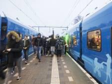 Weinig hoop op verbetering voor reizigers op traject Zwolle-Enschede