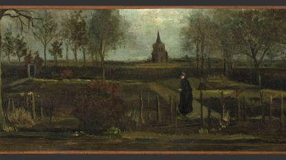 Dieven stelen geleende Van Gogh uit Nederlands museum