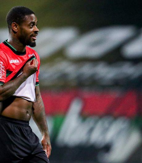 Teleurstellend gelijkspel NEC tegen Helmond Sport
