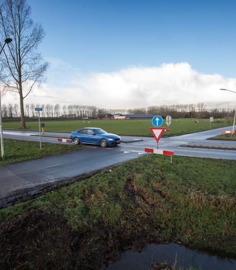 Hooiweg Best mogelijk afgesloten voor doorgaand verkeer