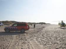 Man overleden in duinen Vrouwenpolder
