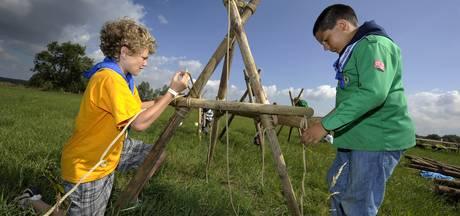 Scouts uit Eindhoven onderscheiden