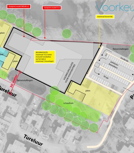 Tureluur-buren willen Kindplein West in Ommen niet pal voor hun neus