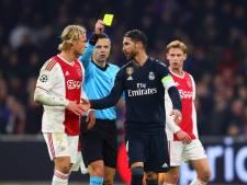 UEFA opent onderzoek naar gele kaart Sergio Ramos