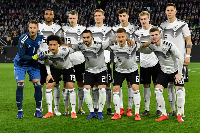 Het vernieuwde Duitsland.