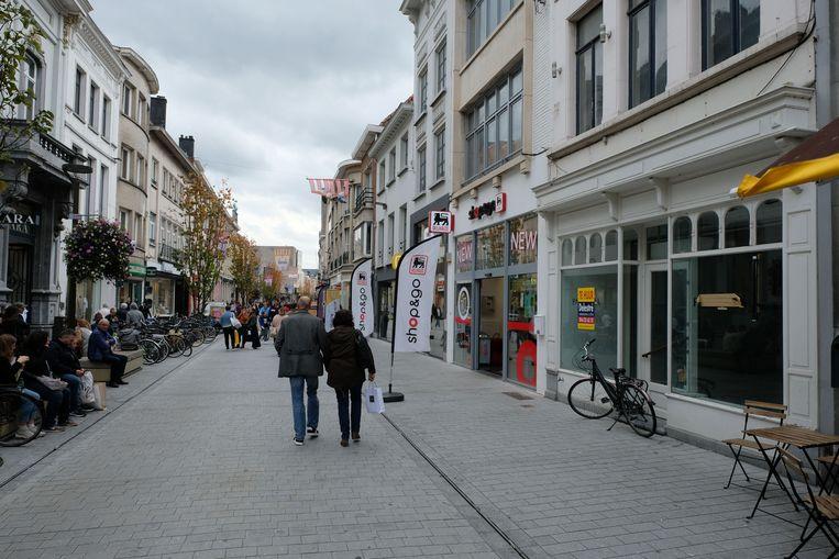 De Bruul in Mechelen.