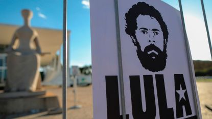 Braziliaans hooggerechtshof drukt hoop op vrijlating Lula de kop in