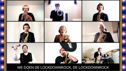De Jartellen roepen iedereen op om mee te doen met 'lockdownrock'