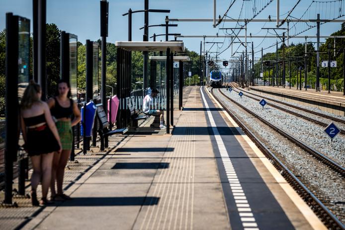 Station Strijp-S in Eindhoven.