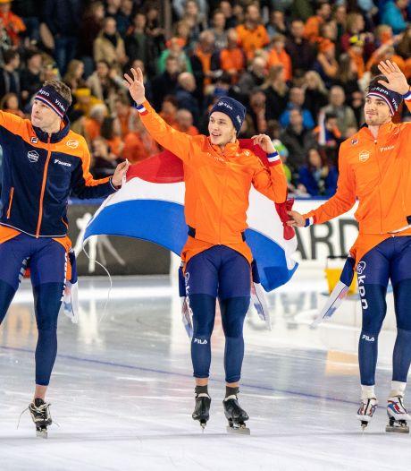 Kramer en Roest leiden Nederland naar goud op achtervolging