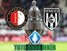 LIVE   Feyenoord met Kökcü, Sinisterra en Pratto in de basis tegen Heracles