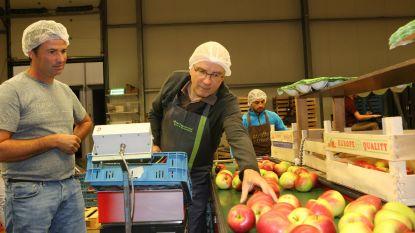 Minister Geens helpende hand bij Fruit Vanhellemont