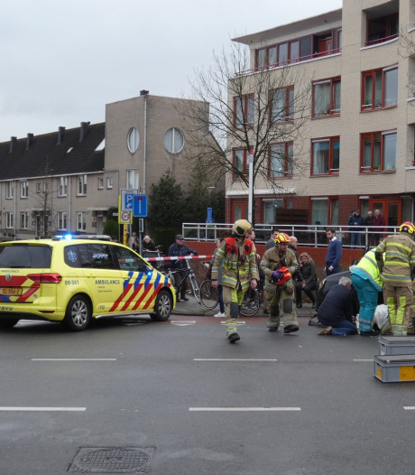 Vrouw gewond bij ernstig ongeval in Veenendaal