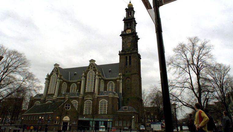 De Westerkerk Beeld anp