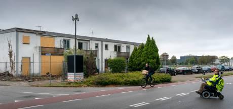 Laatste 'Michelinhuisjes' Oude Vlijmenseweg gesloopt: 'ik heb er met veel plezier gewoond'