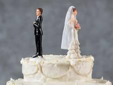 Op Urk houdt een huwelijk het vaakst stand