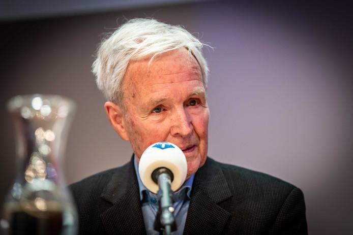 Politicus en schrijver Jan Terlouw.