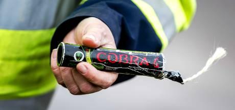 Illegaal vuurwerk in beslag genomen in Nunspeet na grote actie tegen Poolse webshops