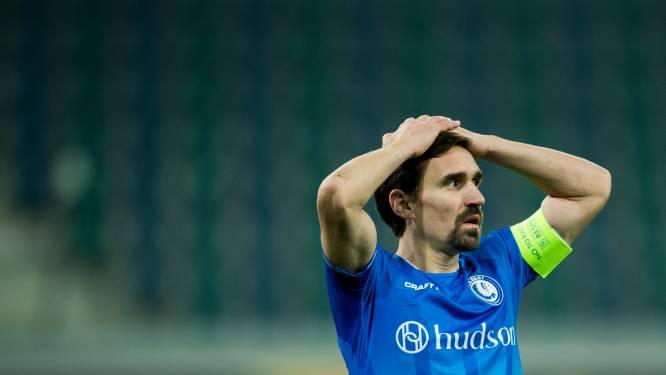 AA Gent definitief uitgeteld in Europa League na verlies tegen efficiënte Serviërs