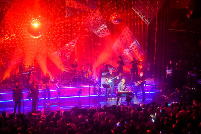 Bryan Ferry in het Muziekgebouw. Meer populaire concerten kunnen voor extra inkomsten zorgen.