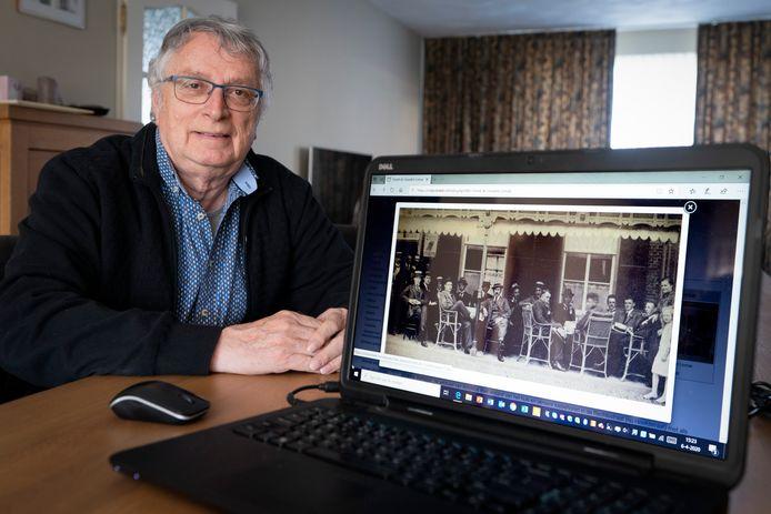 Jo van der Aa zette samen met andere leden van Heemkundekring Schijndel de website SchijndelWiki op.