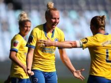 Danique Kerkdijk is zo blij met rentree in voetbal én met huisgenootje in Brighton