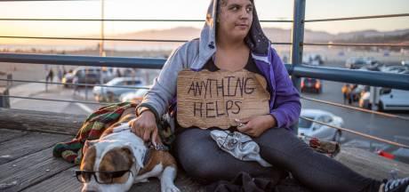 Daklozen, heroïne en branden: 'paradijselijk' Californië is niet meer