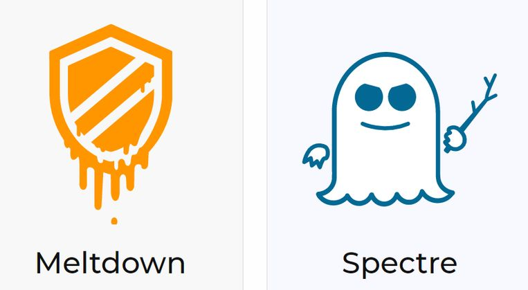 Natascha Eibl maakte deze logo's van de veiligheidslekken.