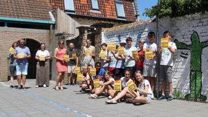 Diksmuide geeft verveling geen kans in de zomervakantie met het 'Blijf-in-je-buurt-boekje'