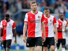 De onvermijdelijke breuk tussen Feyenoord en Van der Heijden