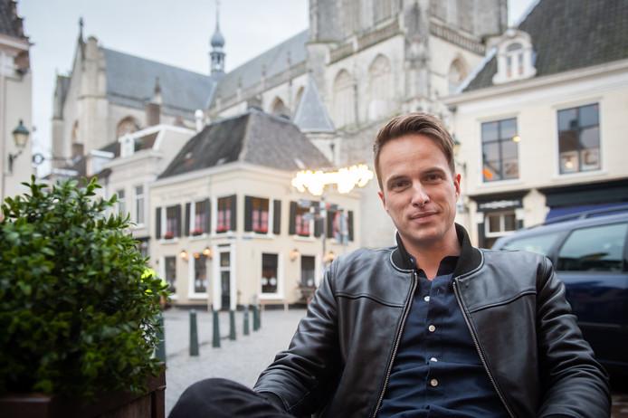 DJ Dannic in Breda. Pix4Profs/René Schotanus