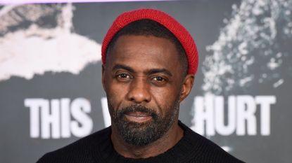 Idris Elba vindt niet dat blackface in oude shows gecensureerd moeten worden