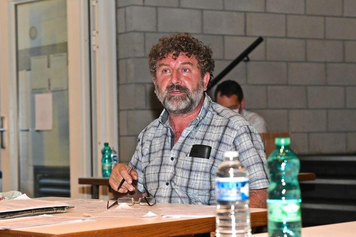 Luk Hoflack, fractieleider van InSamenSpraak