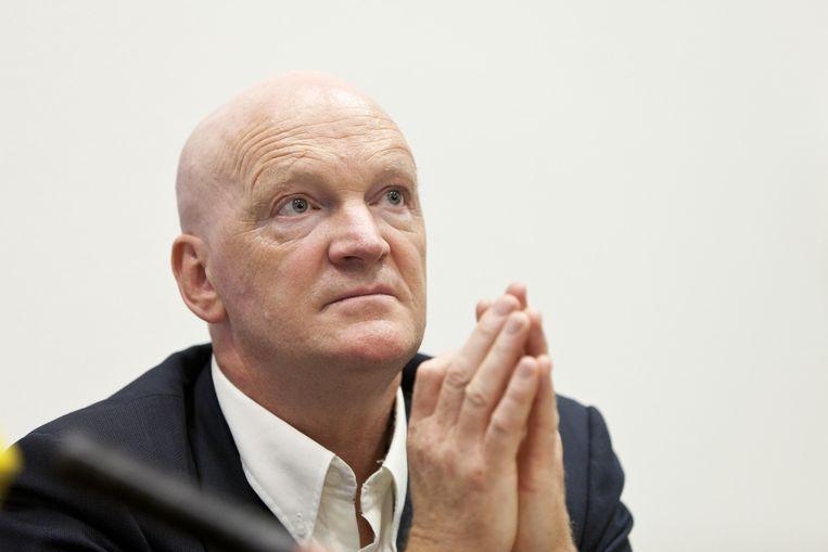Karskens: Van ketter tot profeet... Beeld David van Dam