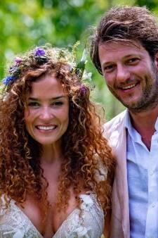 Katja blikt terug op bruiloft bij Netl Kraggenburg: Het was magisch en vol liefde