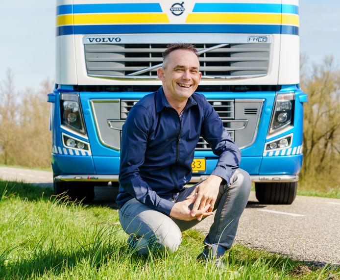 Trucker Henk zoekt 'n vlam